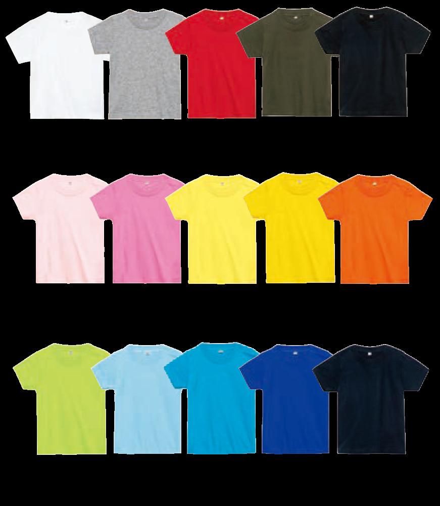 【103-CBT】 5.6オンス ヘビーウェイトベビーTシャツ