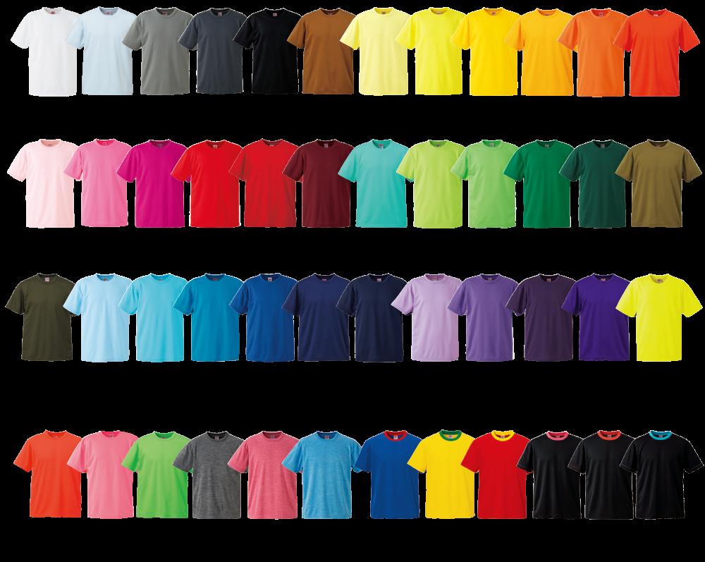 【5900】 4.1オンス ドライアスレチック Tシャツ